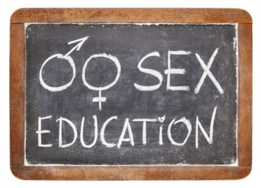 Μιλώντας σε εφήβους για το σεξ